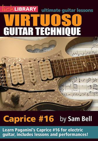 Virtuoso Guitar Techniques, Caprice #16