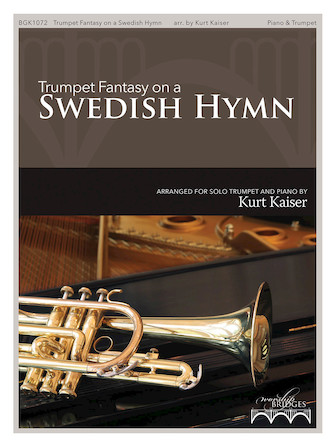 Product Cover for Trumpet Fantasy on a Swedish Hymn