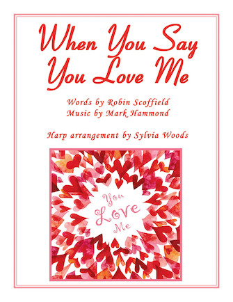 Product Cover for When You Say You Love Me