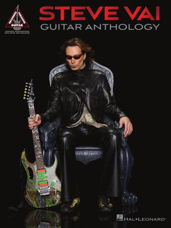 Steve Vai – Guitar Anthology