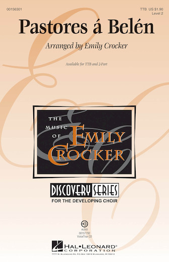 : TTB : Emily Crocker : Sheet Music : 00156301 : 888680605193