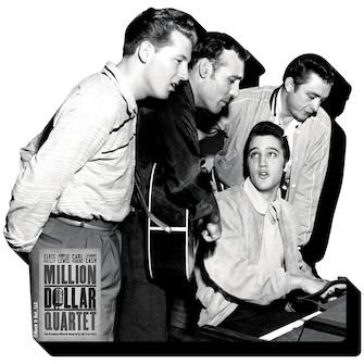 Million Dollar Quartet – Chunky Magnet