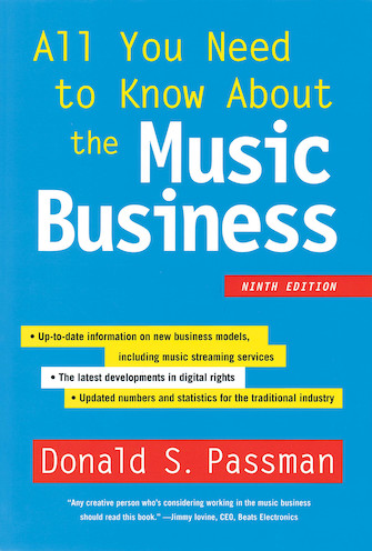 Product Cover for All You Need to Know About the Music Business – 9th Edition