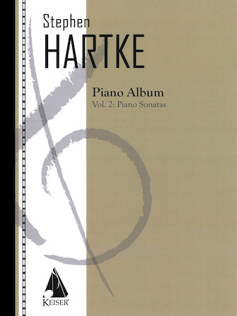 Product Cover for Stephen Hartke Piano Album, Volume. 2: Piano Sonatas