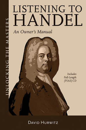 Product Cover for Listening to Handel