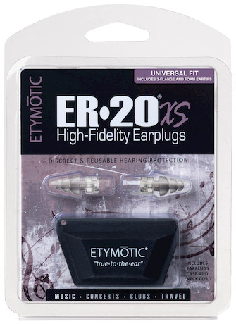 Product Cover for ER•20XS High-Fidelity Earplugs
