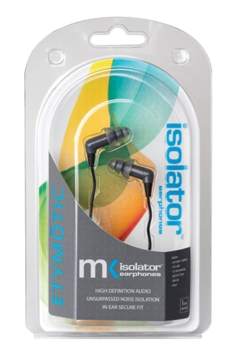 Product Cover for mk5 Isolator Earphones
