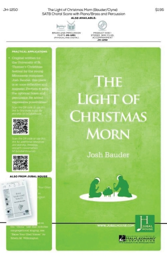 Product Cover for The Light of Christmas Morn