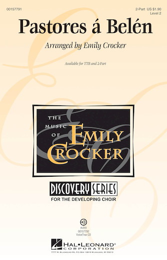 : 2-Part : Emily Crocker : Sheet Music : 00157791 : 888680610067
