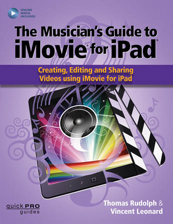 Product Cover for The Musicians Guide to iMovie for iPad