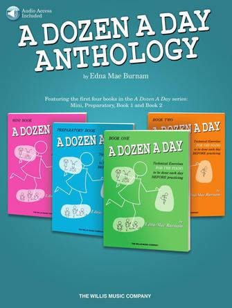Product Cover for A Dozen A Day Anthology