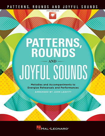Product Cover for Patterns, Rounds and Joyful Sounds