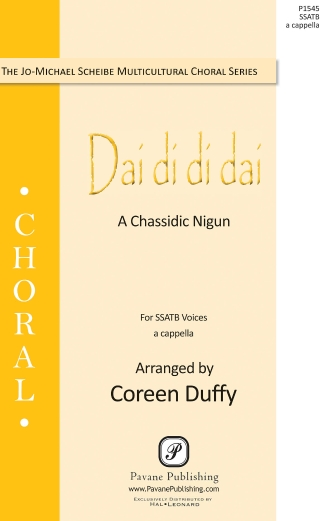 Dai Di Di Dai : SSATB : Coreen Duffy : Sheet Music : 00159343 : 888680617462