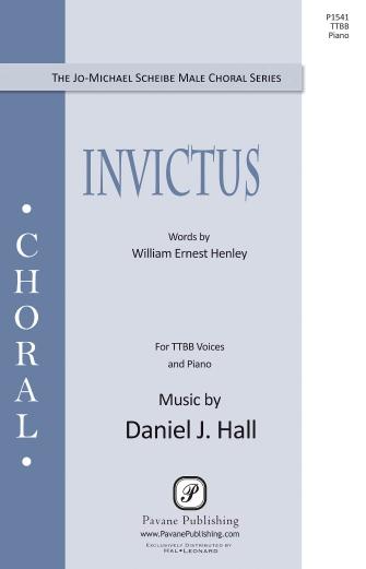 Invictus : TBB : Daniel J. Hall : Daniel J. Hall : Sheet Music : 00159350 : 888680617547