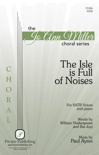 Product Cover for The Isle Is Full of Noises