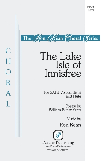 The Lake Isle of Innisfree : SSAA : Ron Kean : Ron Kean : Sheet Music : 00159361 : 888680617653
