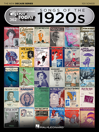 Product Cover for Songs of the 1920s – The New Decade Series
