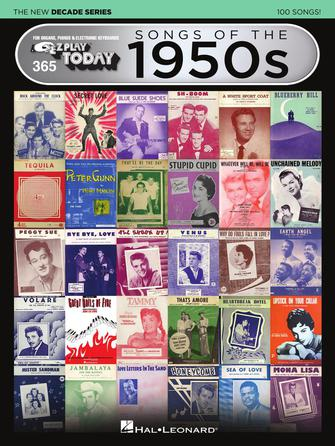 Product Cover for Songs of the 1950s – The New Decade Series