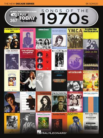 Product Cover for Songs of the 1970s – The New Decade Series