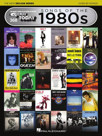 Product Cover for Songs of the 1980s – The New Decade Series