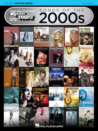 Product Cover for Songs of the 2000s – The New Decade Series