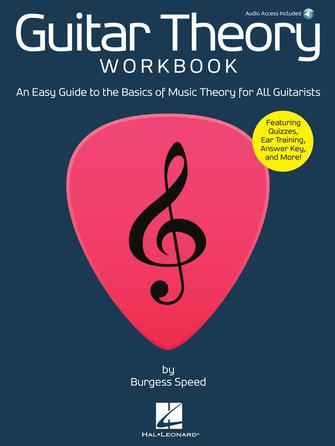 Product Cover for Guitar Theory Workbook