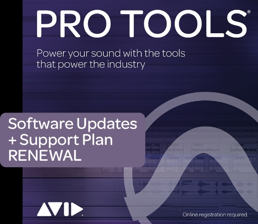Product Cover for Annual Upgrade Plan Renewal for Pro Tools