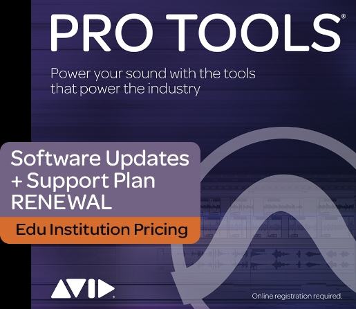 Product Cover for Pro Tools – Legacy Upgrade with 12 Months of Upgrades