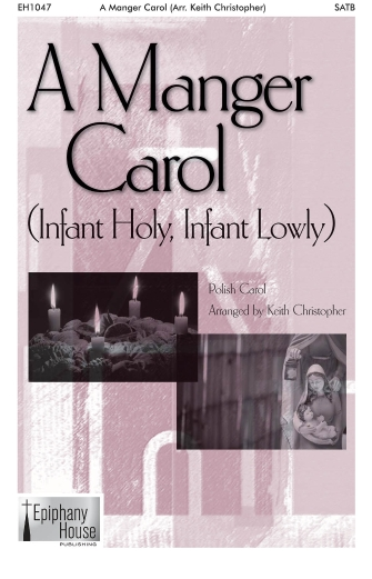 Product Cover for A Manger Carol