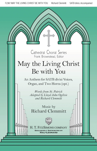 Product Cover for May the Living Christ Be with You