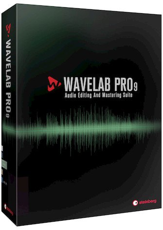 Product Cover for WaveLab Pro 9