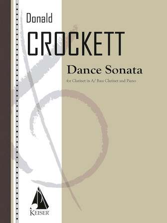 Product Cover for Dance Sonata for Clarinet in a (And Bass Clarinet) and Piano
