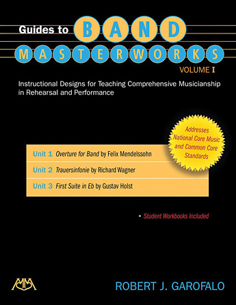 Product Cover for Guides to Band Masterworks – Volume I