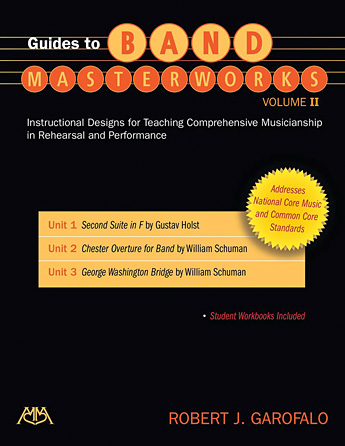Product Cover for Guides to Band Masterworks – Volume II