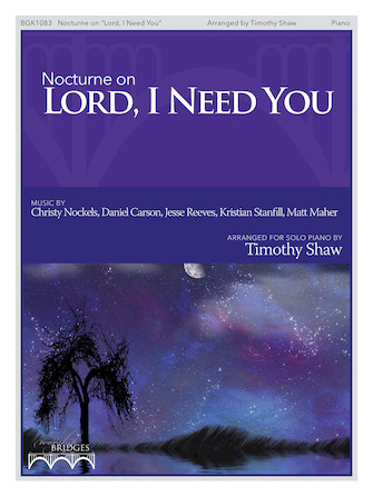 "Product Cover for Nocturne on ""Lord, I Need You"""