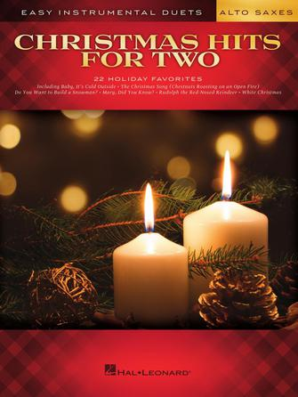 Product Cover for Christmas Hits for Two Alto Saxes
