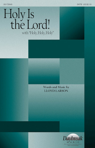 Product Cover for Holy Is the Lord!