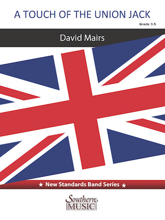 Product Cover for A Touch of the Union Jack