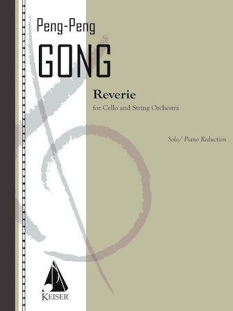 Product Cover for Reverie for Cello and String Orchestra - Cello and Piano Reduction