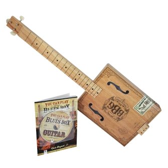 Product Cover for The Electric Blues Box Slide Guitar Kit