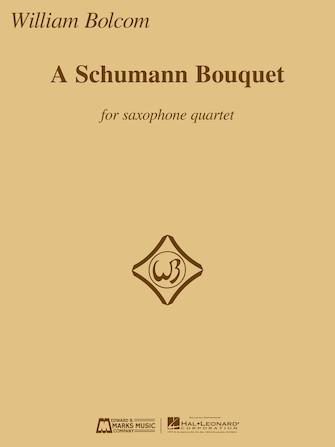 Product Cover for A Schumann Bouquet for Saxophone Quartet
