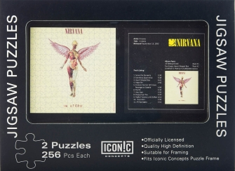 Product Cover for Nirvana In Utero Jigsaw Puzzles