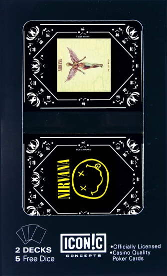 Product Cover for Nirvana Double Deck Playing Cards