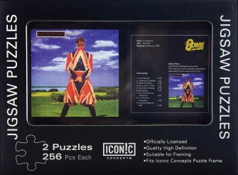Product Cover for David Bowie Earthling Jigsaw Puzzles