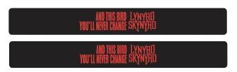 Product Cover for Lynyrd Skynyrd Slap Band 2-Pack – Freebird