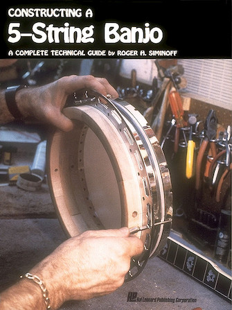 Product Cover for Constructing a 5-String Banjo