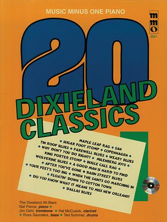 Product Cover for Twenty Dixieland Classics