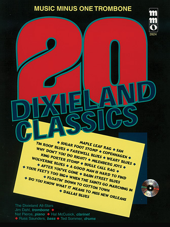 Product Cover for Twenty Dixieland Classics