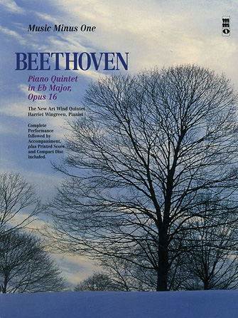 Beethoven –  Piano Quintet in E-flat Major, Op. 16