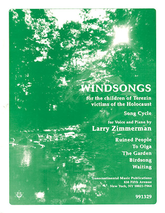 Product Cover for Windsongs